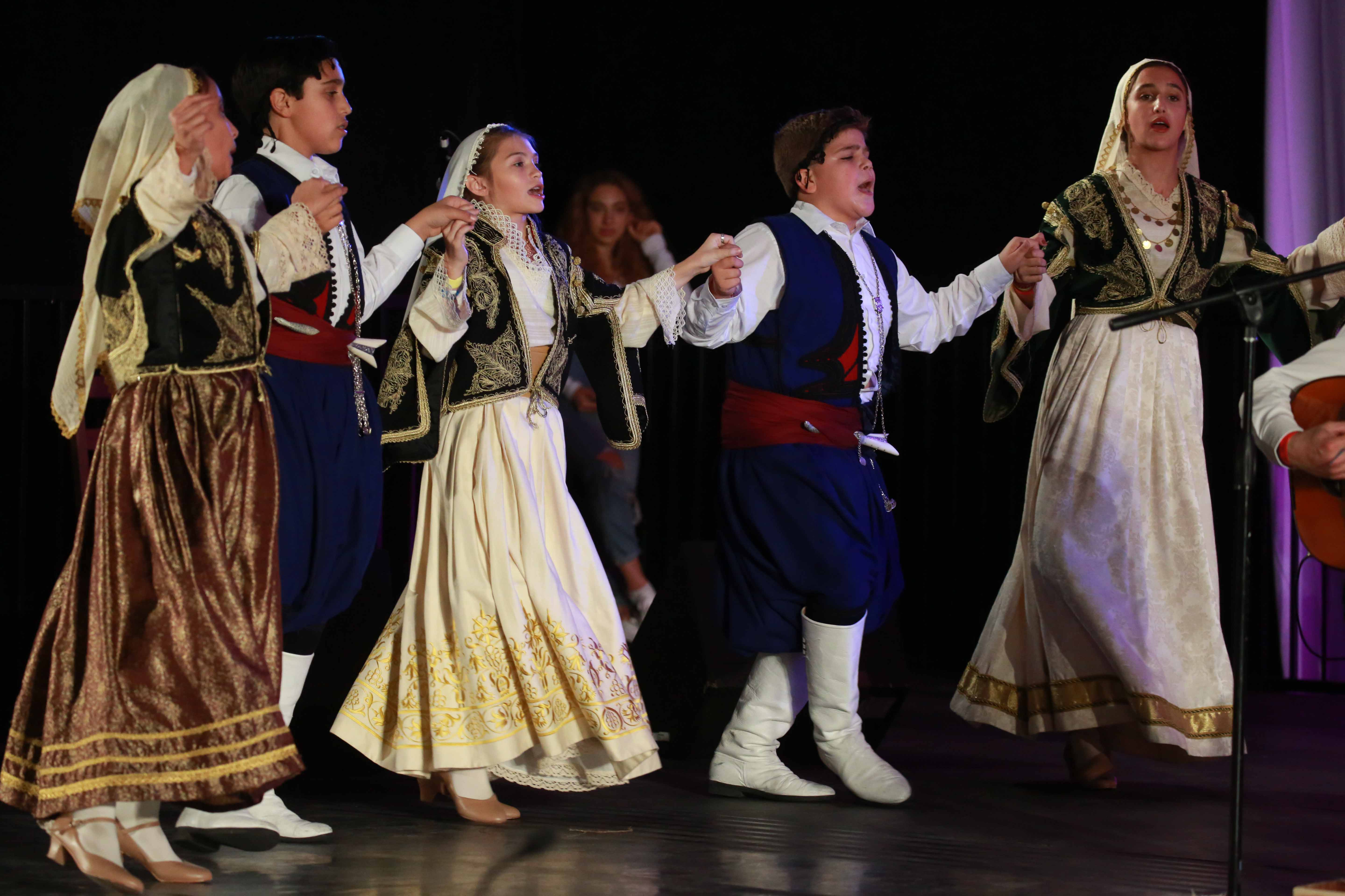 Greek Folk Dance